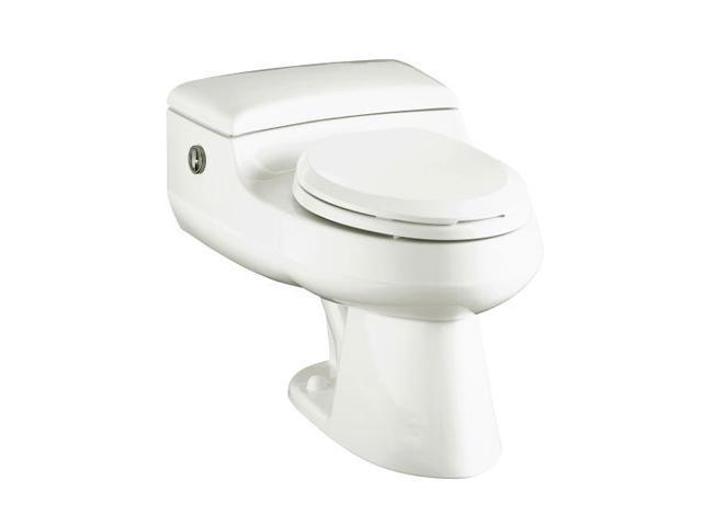 KOHLER K-3393-0 San Raphael Comfort Height Elongated One-piece Toilet