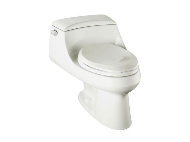 KOHLER K-3466-0 San Raphael One-piece Elongated Toilet