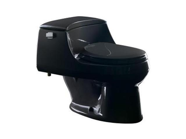 KOHLER K-3467-7 San Raphael One-piece Round-front Toilet