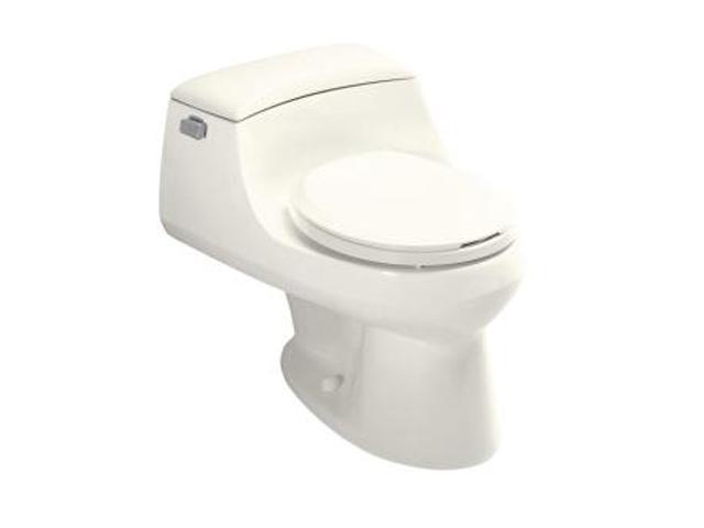 KOHLER K-3467-96 San Raphael One-piece Round-front Toilet