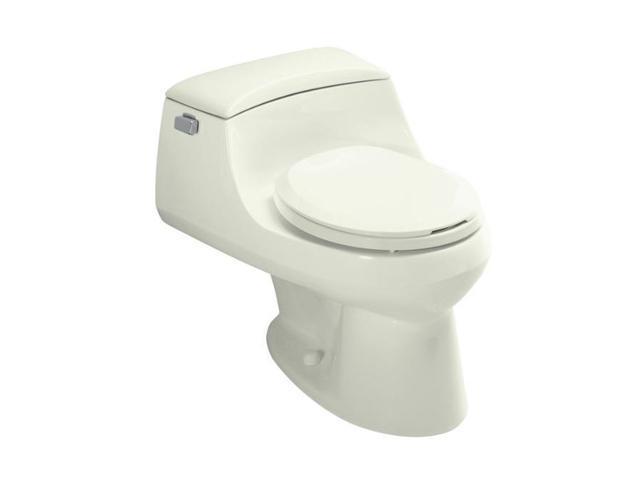 KOHLER K-3467-NG San Raphael One-piece Round-front Toilet