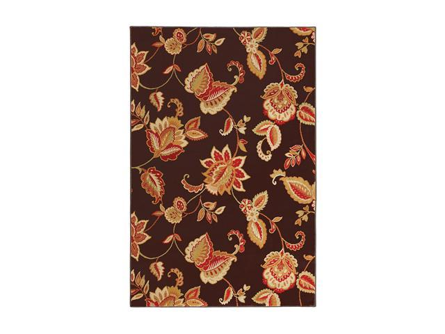 Mohawk Home Pinnacle Pinnacle Java Coast Rug Brown 132