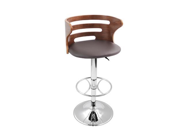 LumiSource Brown Cosi Bar Stool