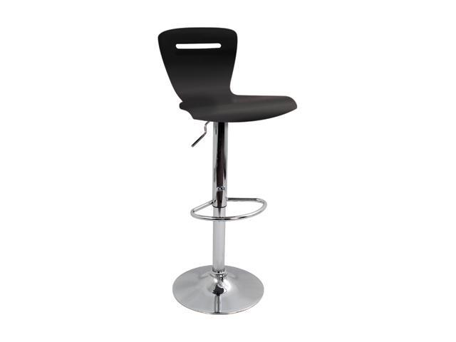 LumiSource H2 Bar Stool Black