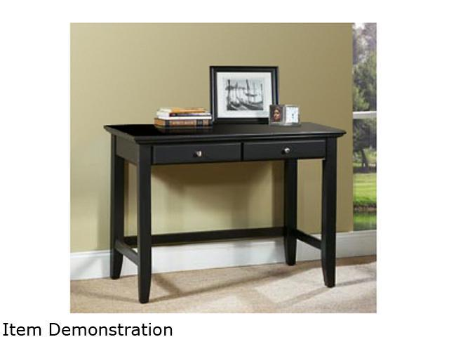 Home Styles 5531-16 Bedford Black Student Desk