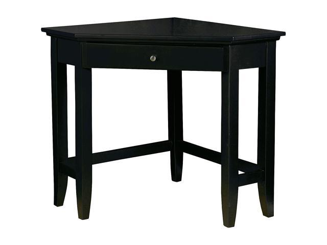 Home Styles 5531-17 Bedford Black Lap Top Desk