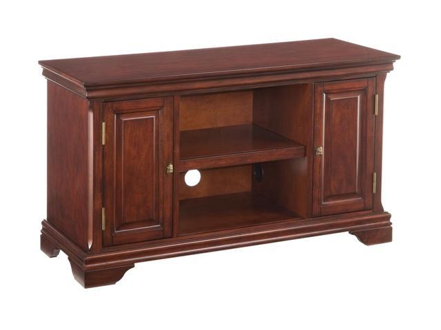 Home Styles Lafayette 5537-09 Traditional Cherry TV Stand