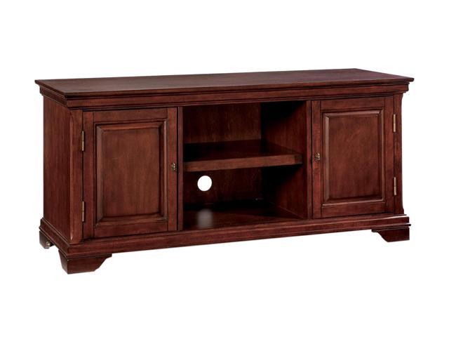 Home Styles Lafayette 5537-12 Traditional Cherry TV Stand