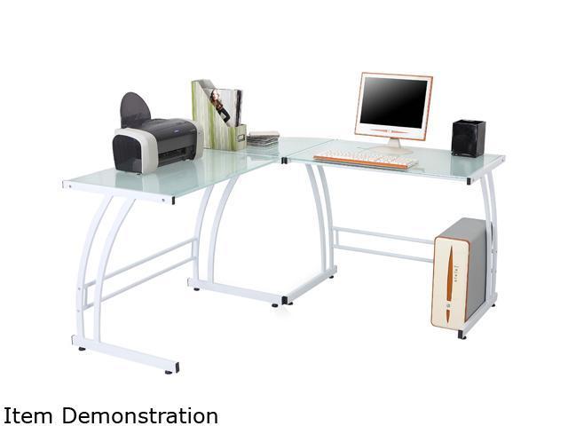 LumiSource OFD-TM-BITDBL W Desk