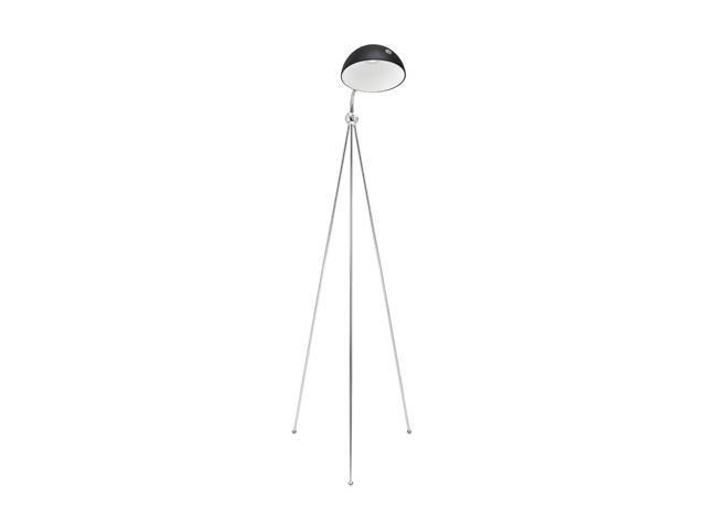 LumiSource Capello LED Floor Lamp Black