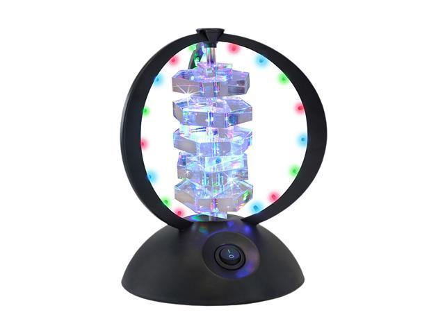 LumiSource Disco Crystal Hex Multi