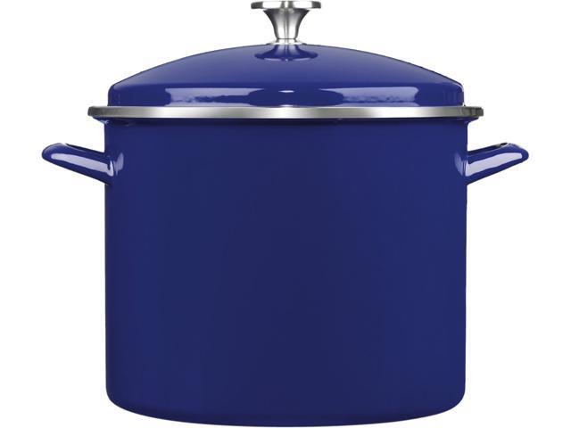 Cuisinart 3-Pc. 12 Qt. Stockpot with Steamer Insert