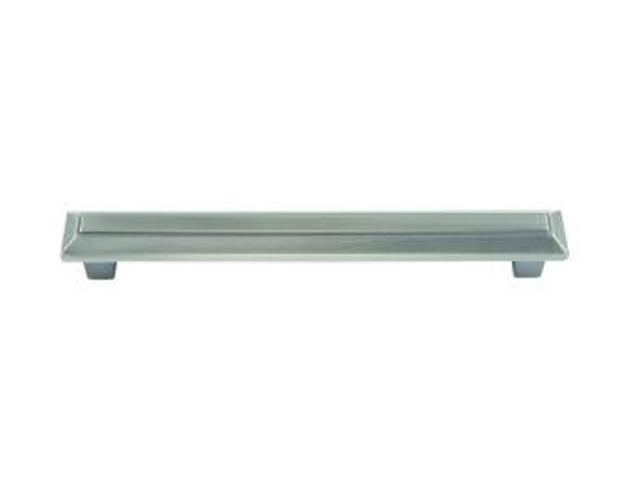 Atlas Homewares Trocadero Collection Pewter 7.24 in. Large Pull