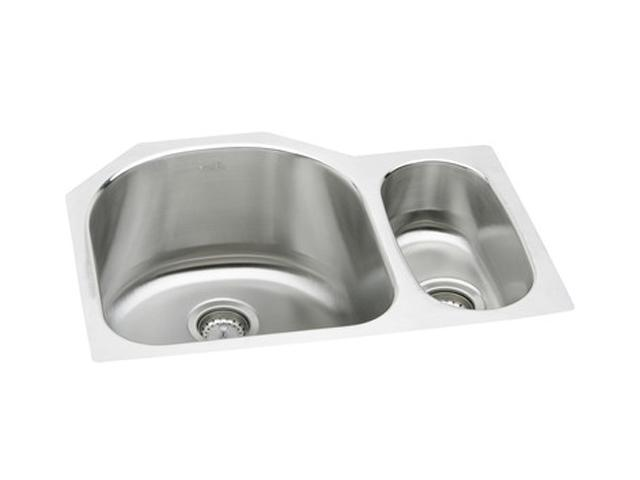 Elkay ELUH272010R Harmony [Lustertone] Undermount Sink