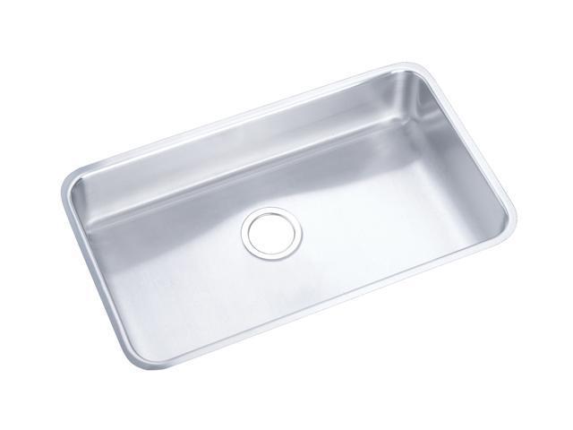 Elkay ELUH281610 Gourmet [Lustertone] Undermount Sink
