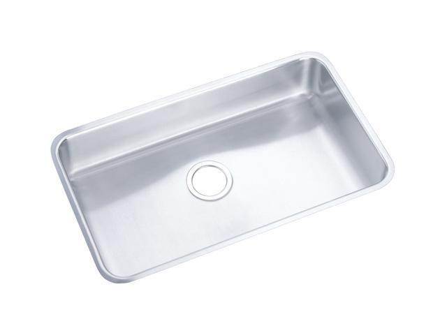 Elkay ELUH281612 Gourmet [Lustertone] Undermount Sink