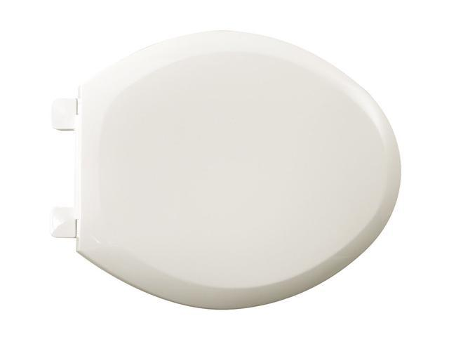 AMERICAN STANDARD 5350110.020 Toilet Seat, Closed Front, 181/2 In