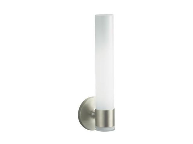 KOHLER K-14483-CP Purist Single Wall Sconce with Built-in LED Night Light