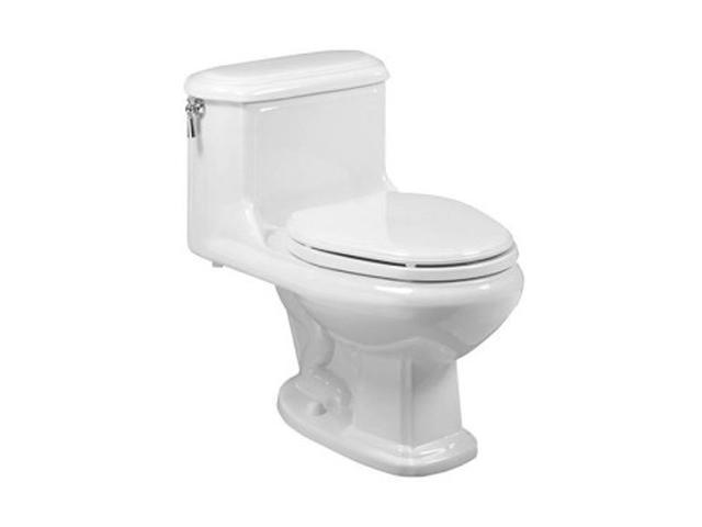American Standard 2907.016.020 Antiquity Cadet 3 Right Height 1-Piece Toilet