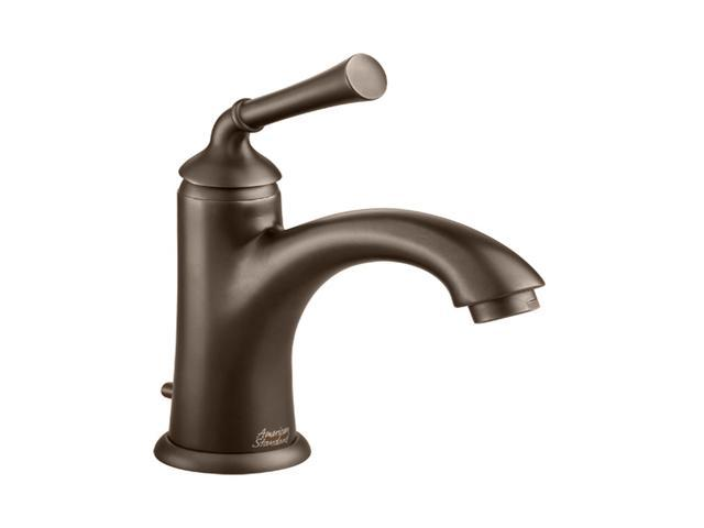 American Standard 7415.101.224 Euro Modern Single Hole Portsmouth Monoblock Faucet Oil Rubbed Bronze