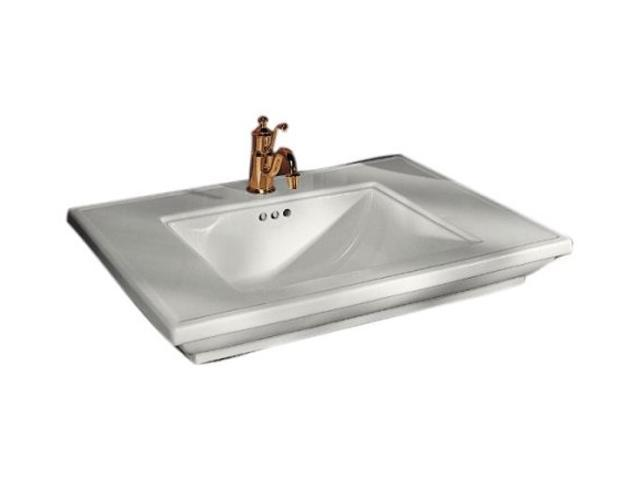 """Kohler K-2269-8-0 Memoirs Lavatory with Stately Design and 8"""" Centers"""