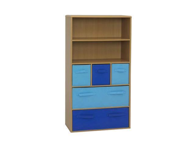 4D Concepts 12355 Boy's Storage Bookcase