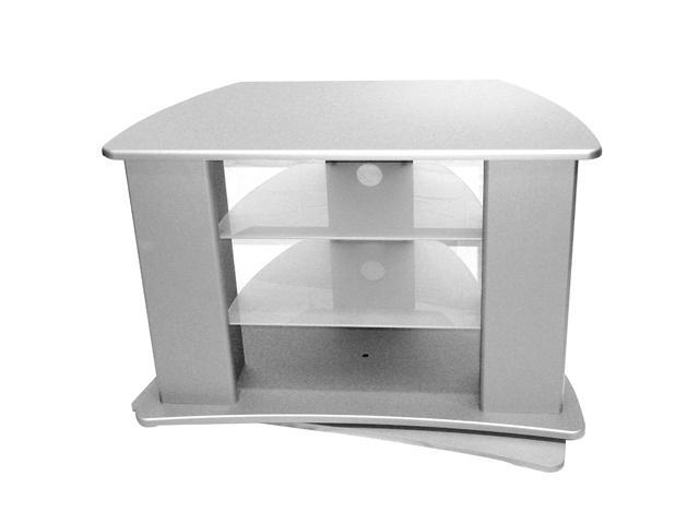 4D Concepts 44032 Contemporary Swivel Entertainment Stand