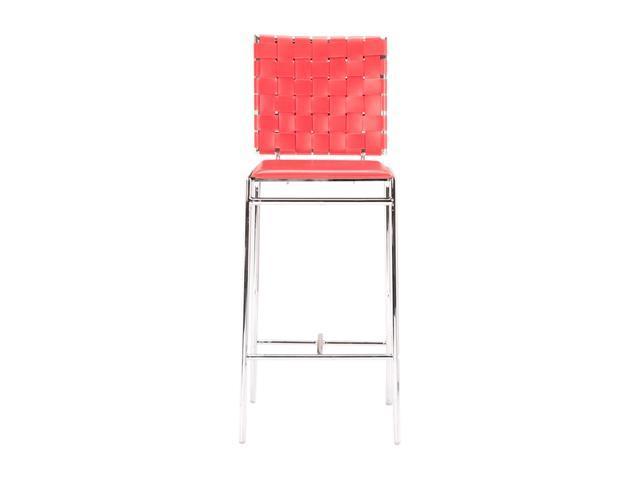 Zuo Modern Criss Cross Counter Chair