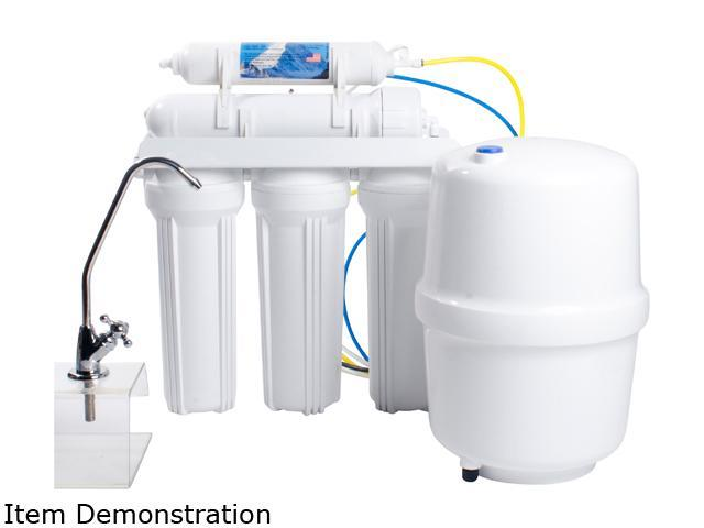 Anchor AF-5002 Reverse Osmosis 5 Stage Water Treatment System - 50GPD