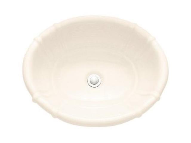 American Standard 0544.000.222 Ceramica Decorativa Countertop Sink - Linen