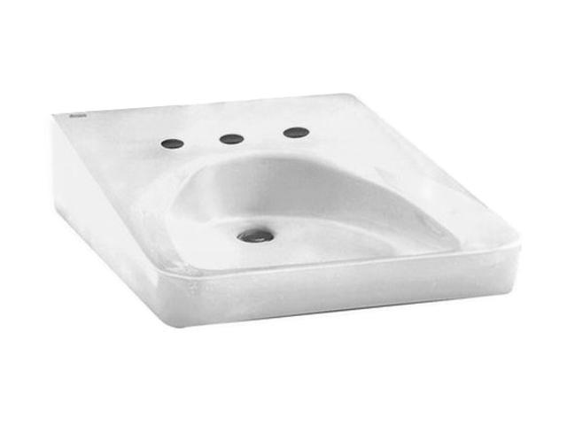 American Standard 9141.011.020 Wheelchair Users Wall-Mount Sink