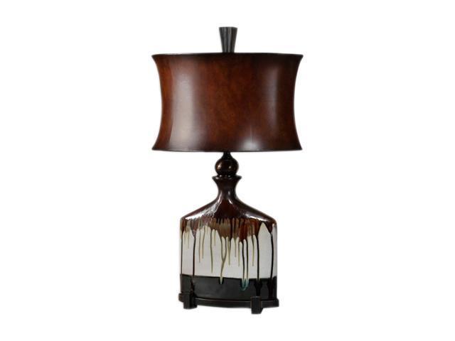 Uttermost Carolyn Kinder Dajiro Table Lamp Ivory