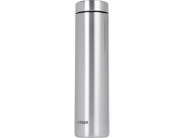 Tiger MMZ-A060-XC Stainless Steel Vacuum Insulated Tumbler, 20-Ounce, Clear Stainless