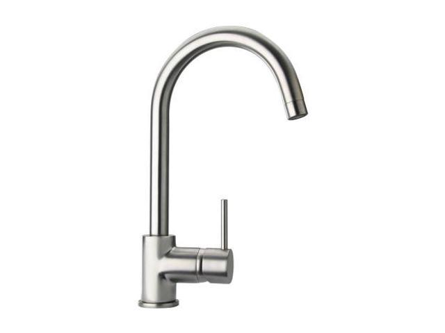 La Toscana 78PW591 Elba Pull-Out Spray Kitchen Faucet Brushed Nickel