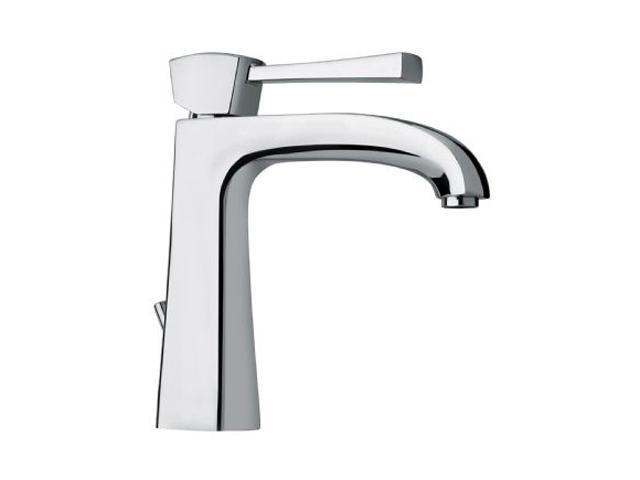 La Toscana 89CR211L Lady Tall Single Post Mount Lavatory Faucet with Pop-Up Drain