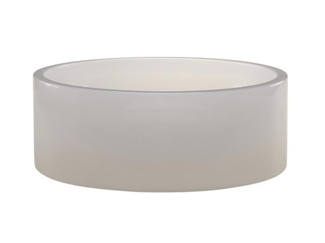Decolav 2806-MST Round Above Counter Resin Lavatory in Mist