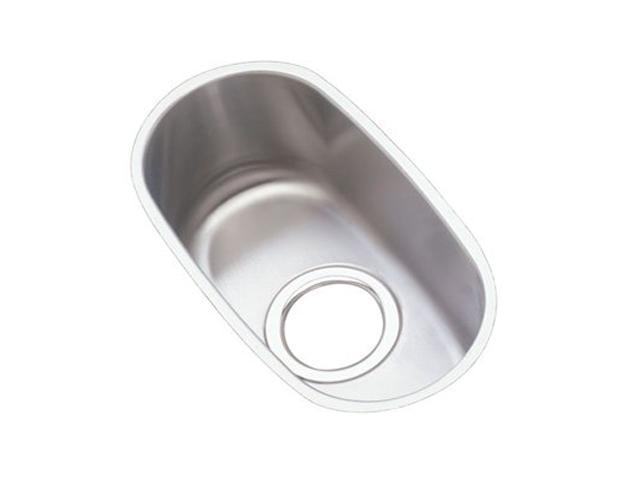 Elkay ELU714 Harmony Lustertone Undermount Sink, Stainless Steel