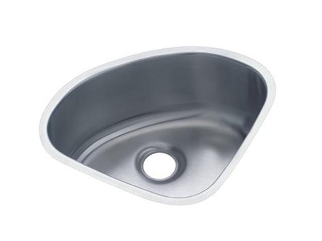 Elkay ELU1111 The Mystic Lustertone Undermount Sink, Stainless Steel