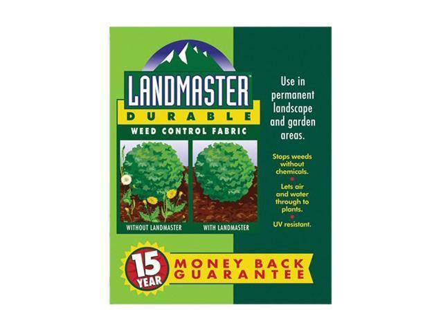Easy Gardener 3' X 50' Landmaster 15 yr Durable Weed Control Fabric