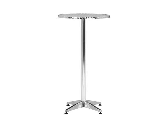 Zuo Modern Christabel Folding Bar Table Aluminum