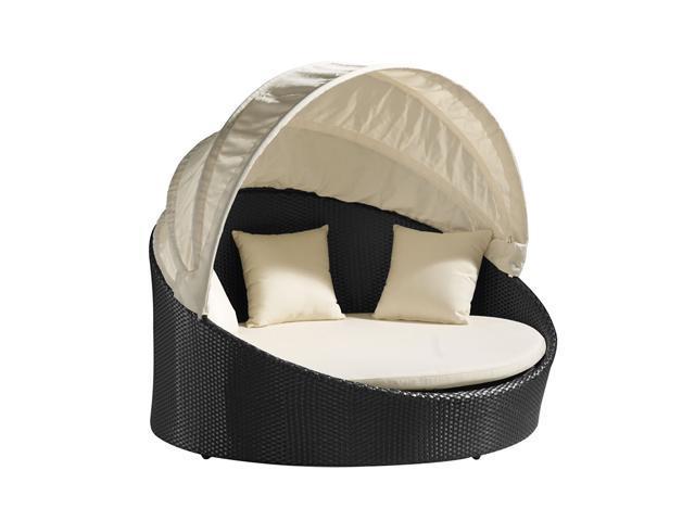 Zuo Modern Colva Canopy Bed Espresso