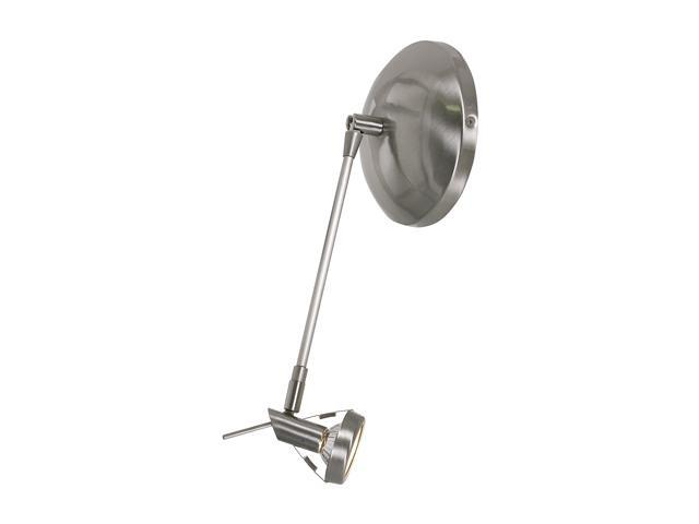 Access Lighting Versahl Contemporary Spotlight With LED Lamps - 1 Light Matte Chrome Finish