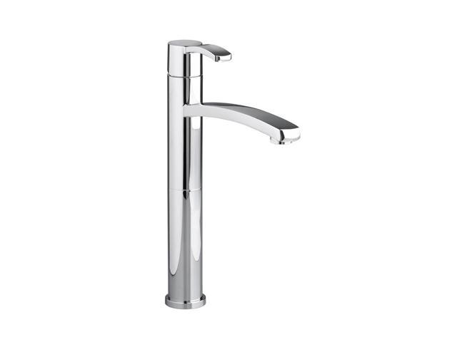American Standard 7430.152.002 Single Hole Berwick Single Control Vessel Lavatory Faucet Polished Chrome