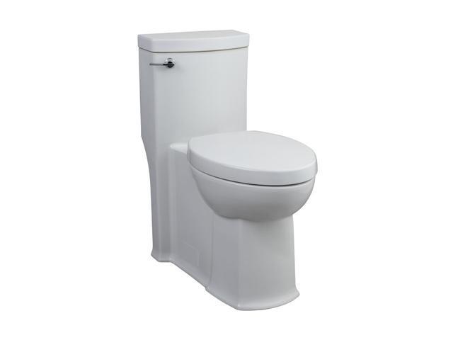 American Standard 2891.128.020 Boulevard FloWise RH Elongated 1-Piece Toilet
