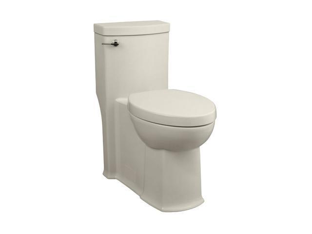 American Standard 2891.128.222 Boulevard FloWise RH Elongated 1-Piece Toilet