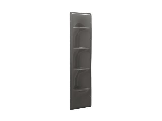 "KOHLER K-1842-58 62"" Echelon Shower Locker - Thunder Gray"