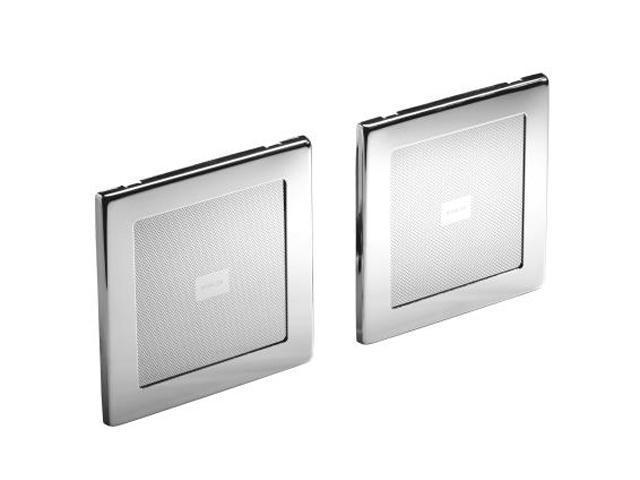 KOHLER K-8033-CP SoundTile Pair Speakers - Polished Chrome