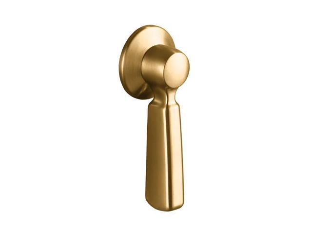 KOHLER K-9475-BV Bancroft Toilet Trip Lever - Brushed Bronze
