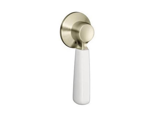 KOHLER  K-9476-BV  Bancroft Toilet Trip Lever - Brushed Bronze