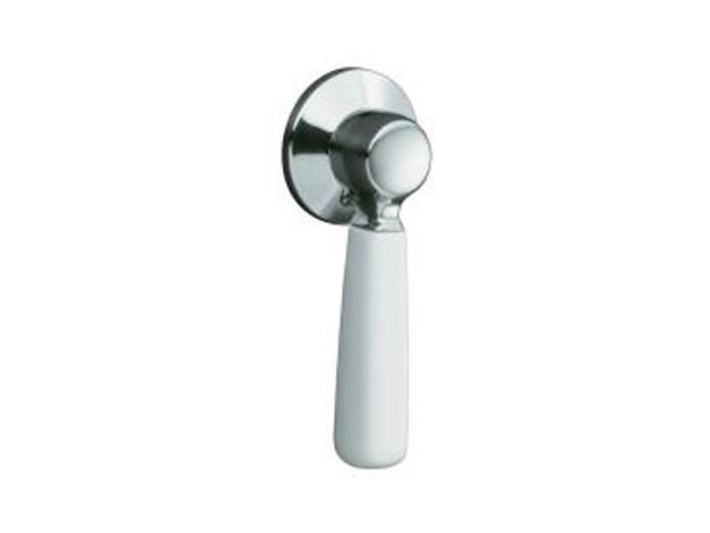 KOHLER K-9476-CP Bancroft Toilet Trip Lever - Polished Chrome